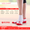 NO-SHOW RUNNING SOCKS - White