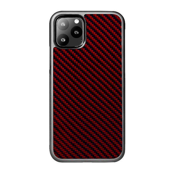 iPhone Case - Carbon Fibre: - BOGMAR