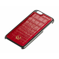 iPhone Case - Croc Embossed: - BOGMAR