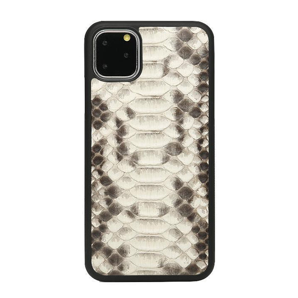 iPhone Case - Python: Natural - Python / 11 Pro Max - BOGMAR