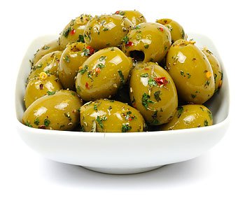 An Olive A Day Keeps The Doctor Away!