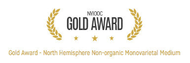 Gold Award — North Hemisphere Non-organic Monovarietal Medium