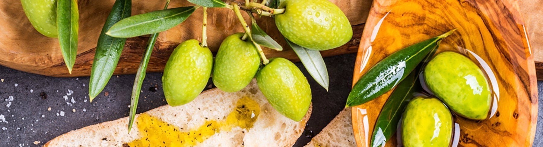 High Polyphenol Olive Oil