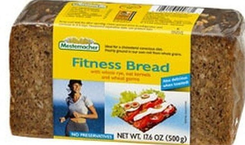 Mestemacher Fitness Bread best healthy bread