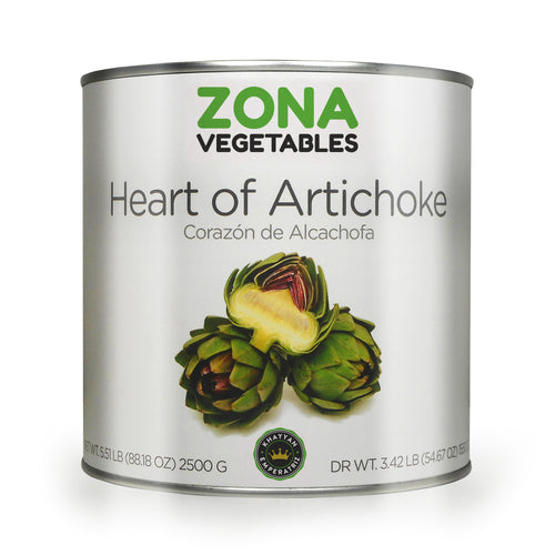Hearts of Artichoke