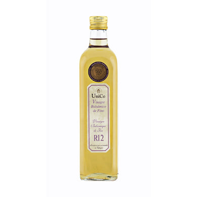 12 Year Reserva White Balsamic Wine Vinegar