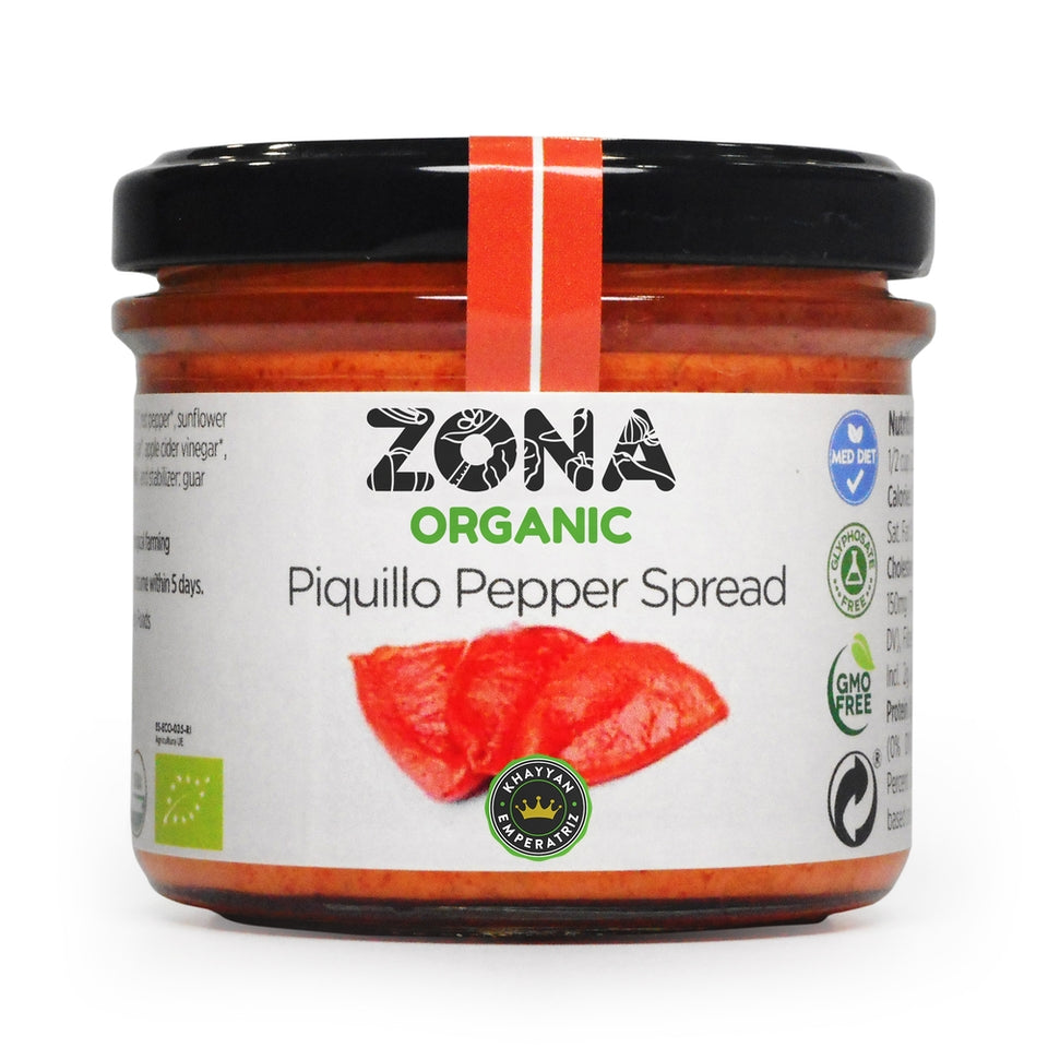 ZONA Organic Piquillo Pepper Spread