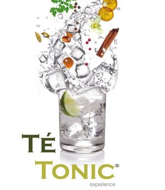 Te-tonic botanical tea bags for cocktails