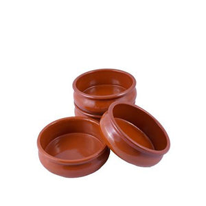 "Terracotta <br> ""Cazuela"" <br> Clay Cookware <br> <br>"