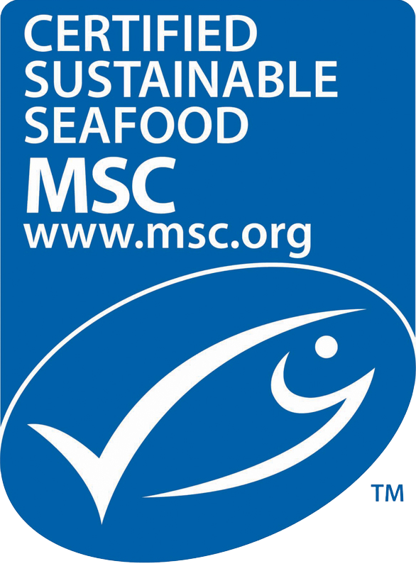 ZONA Ocean MSC Marine Stewardship Council Certified Sustainable Seafood