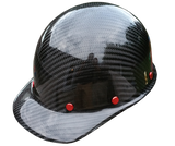 Carbon Fiber Hard Hat / Welding Hood Combo - Matte or High Gloss