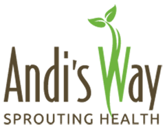 Andi's Way Organic Wheatgrass and Sprouts