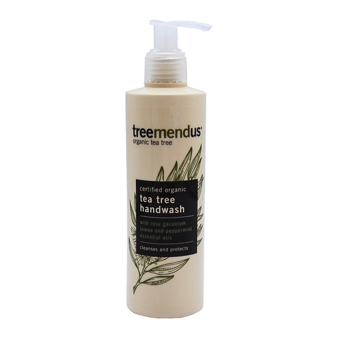Organic Tea Tree Handwash