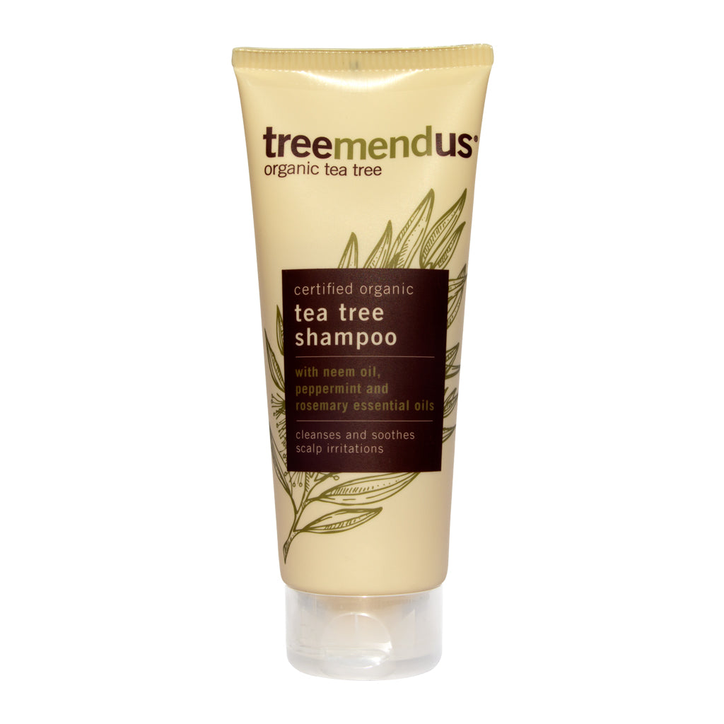 Treemendus Organic Tea Tree Oil Shampoo