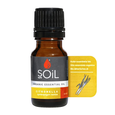 Organic Citronella Oil by SOIL