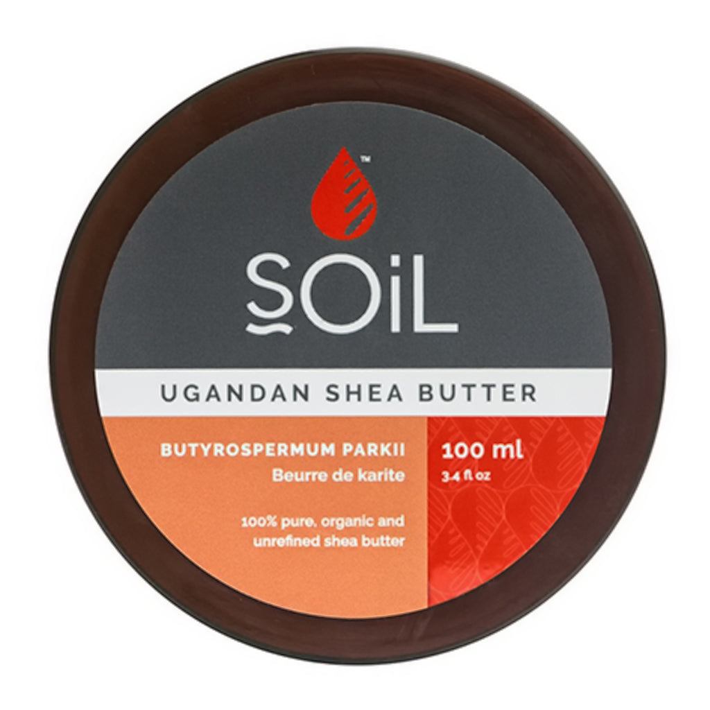 Organic Unscented Shea Butter by SOiL