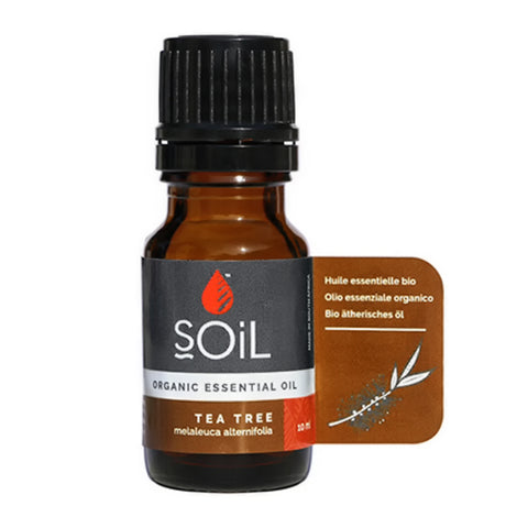 Organic Tea Tree Oil by SOIL