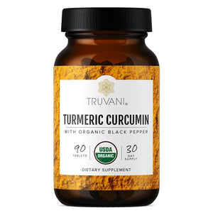 Load image into Gallery viewer, Organic Turmeric Curcumin with Black Pepper