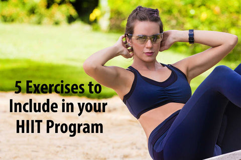 5 Exercises to Include in your HIIT Program