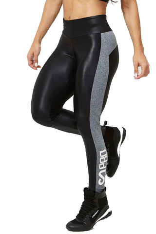 CANOAN Movement Black Cirre Crossfit Leggings