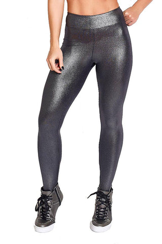 COLCCI FITNESS Platined Fashion Workout Tights