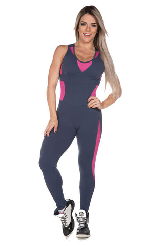 GAROTA FIT Active Ivy Workout Jumpsuit