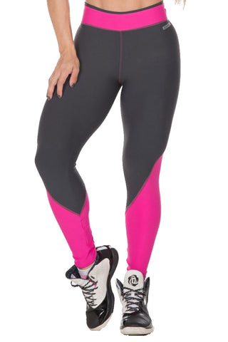 GAROTA FIT Start Today Fashion Workout Leggings