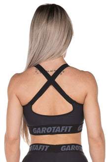 f4e1122256 GAROTA FIT Win Like a Champ Workout Sports Bras