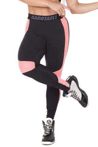 GAROTA FIT Win Like a Champ Workout Tights