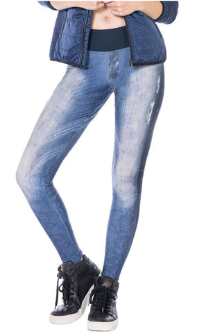 LIVE Flex Denim Tight Urban Legging