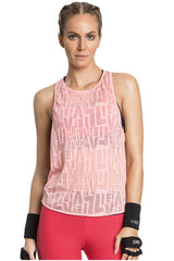 LIVE Hard Fit See T-Back Tank