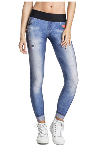 LIVE Original Denim Basic Leggings
