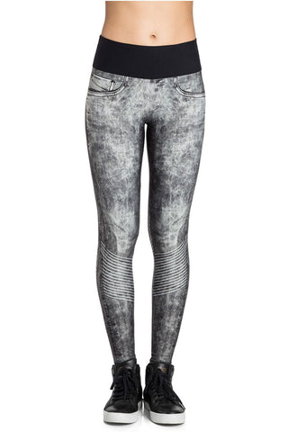 LIVE Stone Urban Power Denim Legging