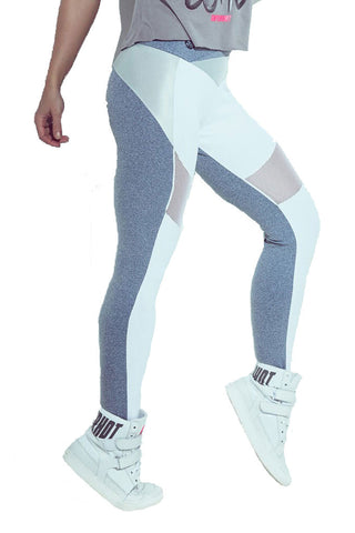SUPERHOT Emotion Meshed Pilates Tights
