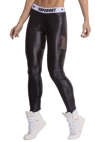 SUPERHOT Glow Cirre Workout Leggings