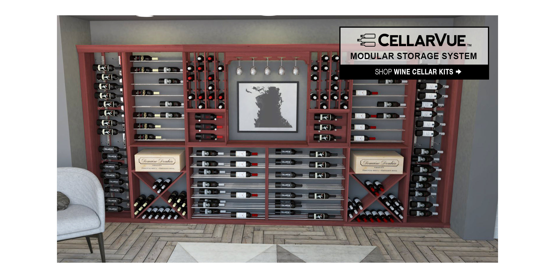 Shop Wine Cellar Kits