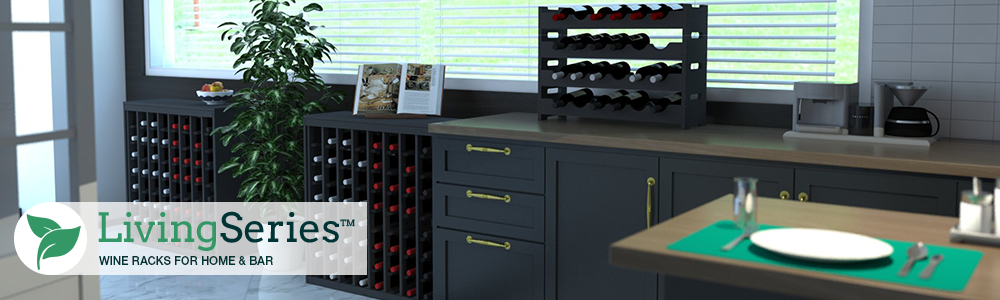 Living Series Wine Racks
