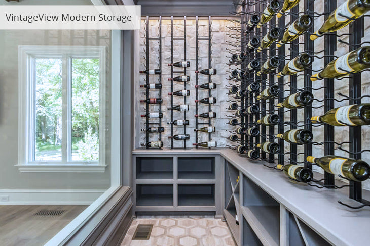 Premier Wine Cellars Wine Rack Image