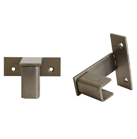Floor to Ceiling 2 Inch Standoff Wall Bracket