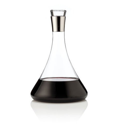 Harrison Chrome Decanter