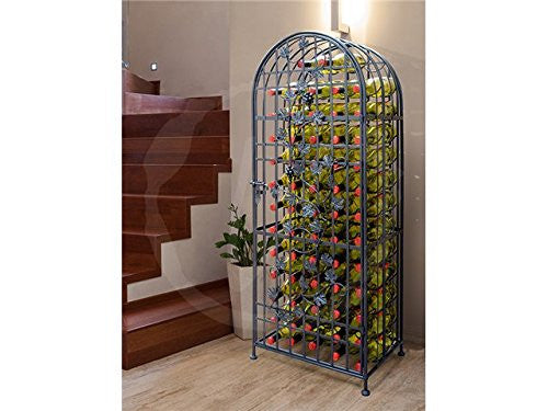 Epicureanist 60 Bottle Wine Jail