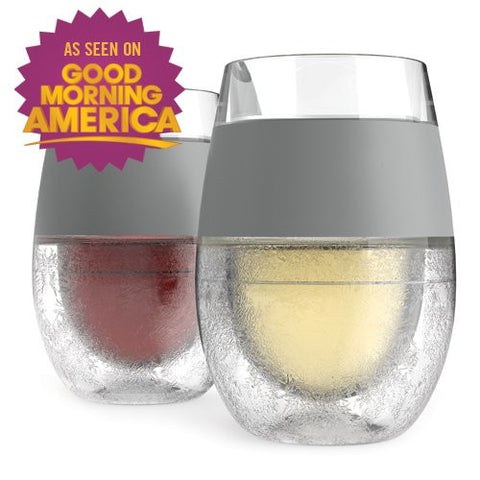 FreezeTM Cooling Wine Glass