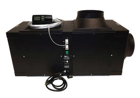 Wine Guardian™ D025 1/4 Ton Ducted Cellar Cooling System