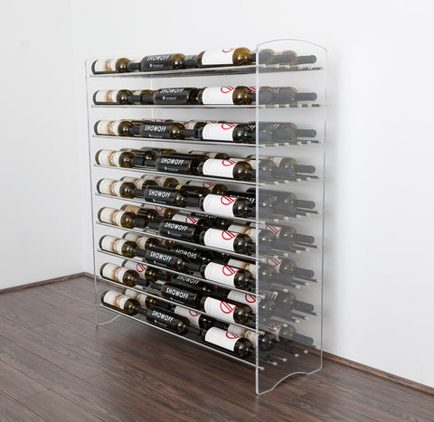 VintageView - 4ft Evolution Series Rack (81 Bottle)