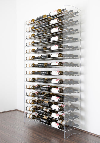 VintageView - 6ft Evolution Series Rack (126 Bottle)
