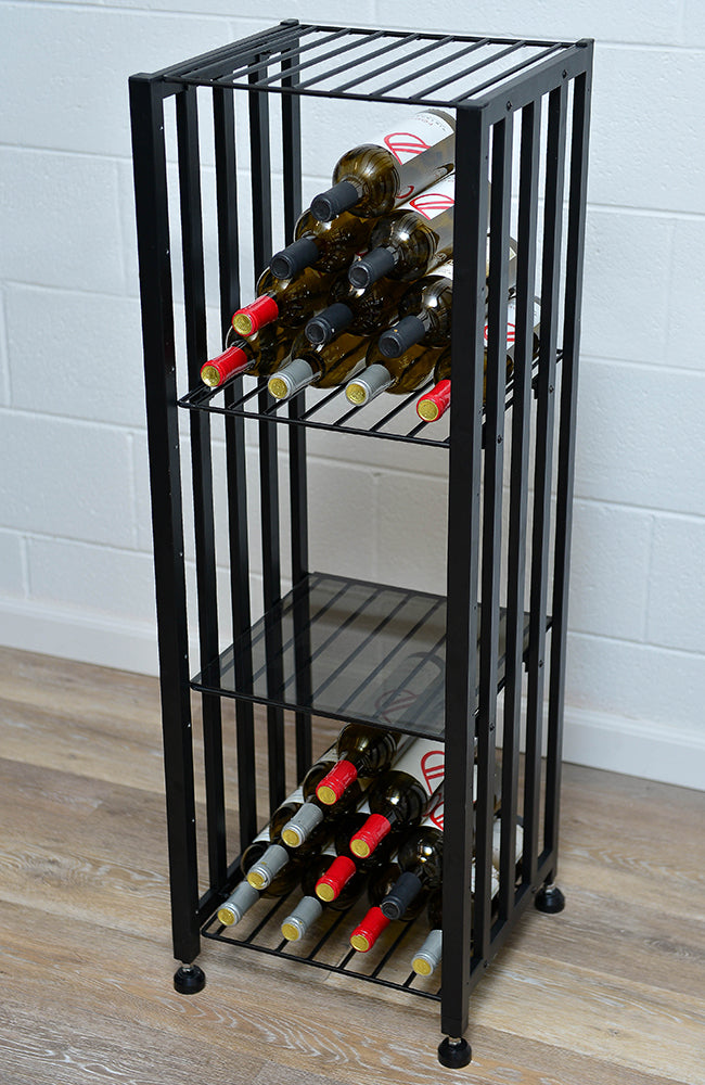 Case and Crate Syrah Shelf