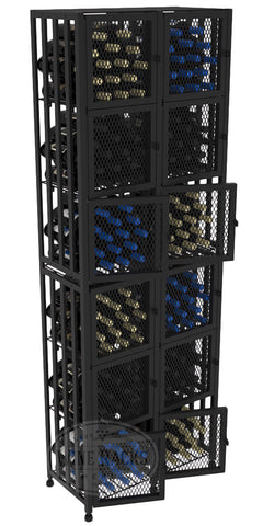 Case and Crate Locker Kit Tall 192 Bottles