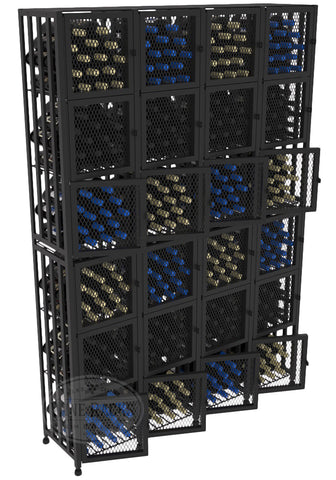 Case and Crate Locker Kit Tall 384 Bottles