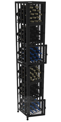 Case and Crate Locker Tall 96 Bottles