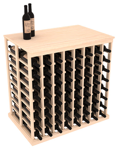 1 Col High Reveal Cellar Rack